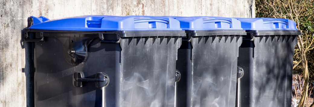 Commercial & Residential Wheelie Bin Cleaning Services!