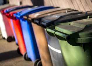 Residential and Domestic Wheelie Bin Cleaning services in the Barnet Borough